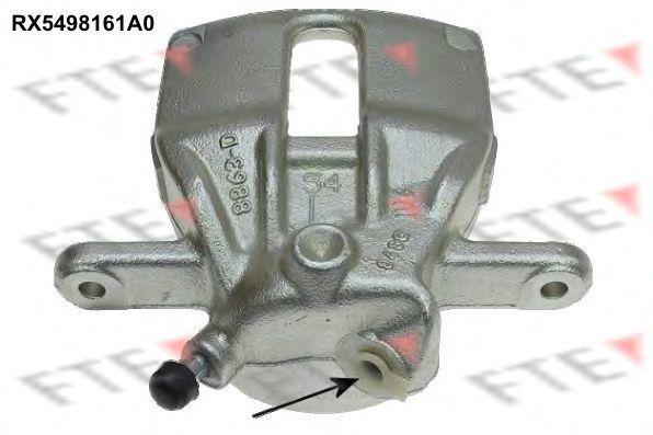 Тормозной суппорт FTE RX5498161A0