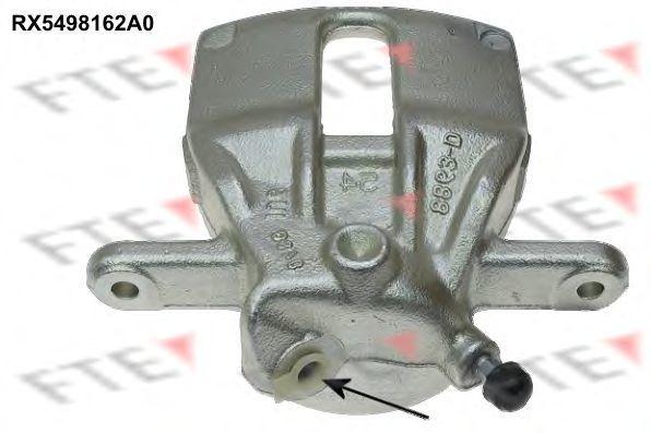 Тормозной суппорт FTE RX5498162A0