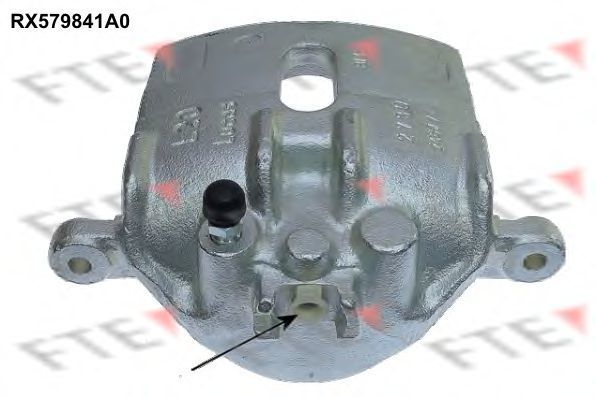 Тормозной суппорт FTE RX579841A0