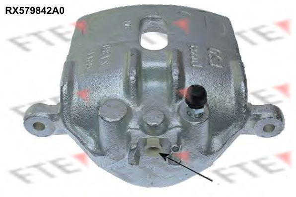 Тормозной суппорт FTE RX579842A0
