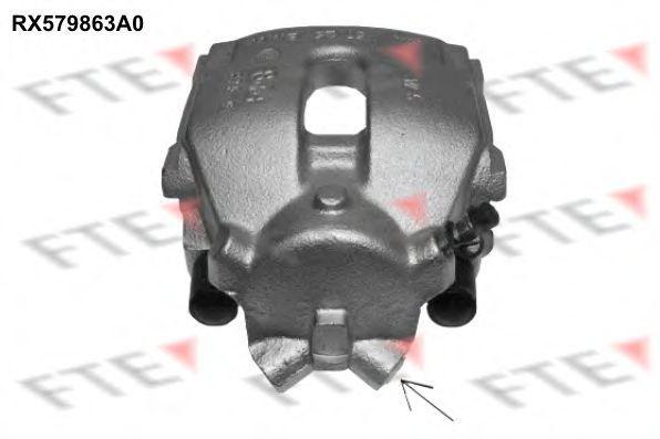 Тормозной суппорт FTE RX579863A0