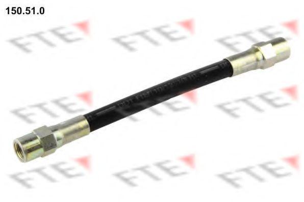 Тормозной шланг FTE 150510