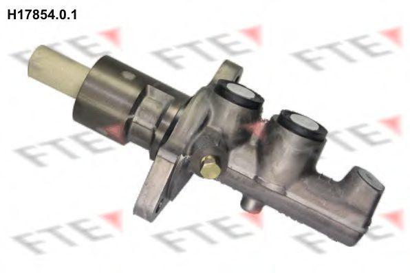 Главный тормозной цилиндр FTE H1785401
