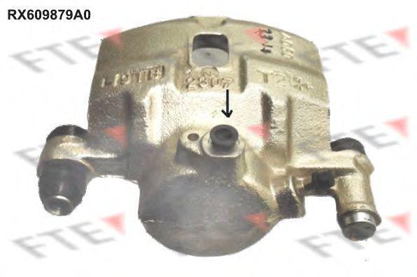Тормозной суппорт FTE RX609879A0