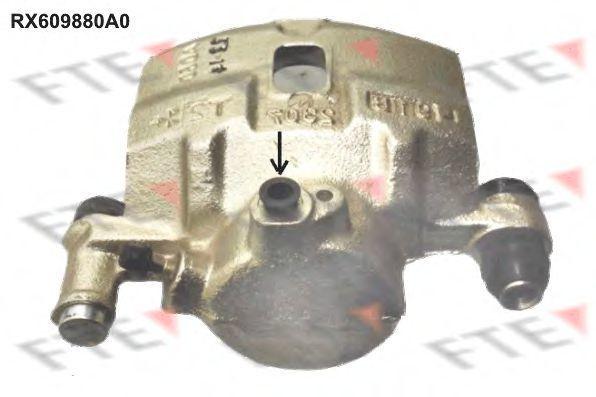 Тормозной суппорт FTE RX609880A0