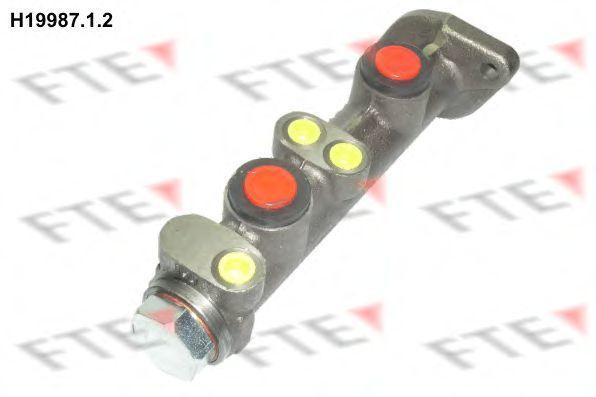 Главный тормозной цилиндр FTE H1998712