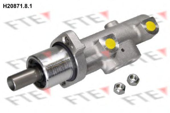 Главный тормозной цилиндр FTE H2087181
