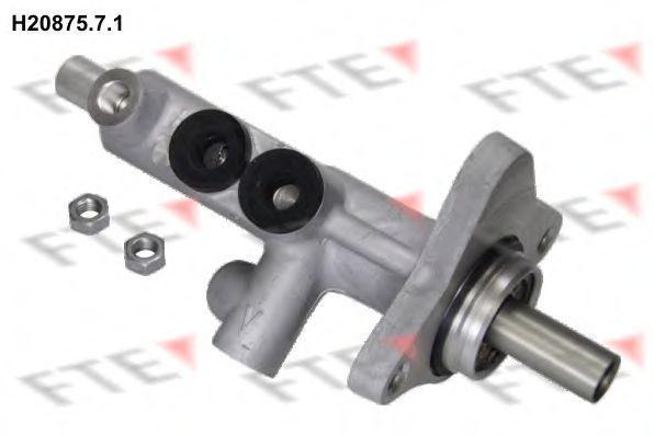 Главный тормозной цилиндр FTE H2087571