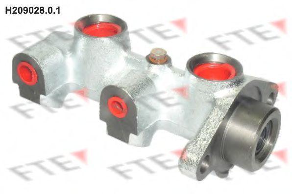 Главный тормозной цилиндр FTE H20902801