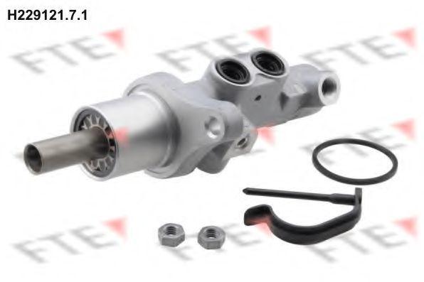 Главный тормозной цилиндр FTE H22912171