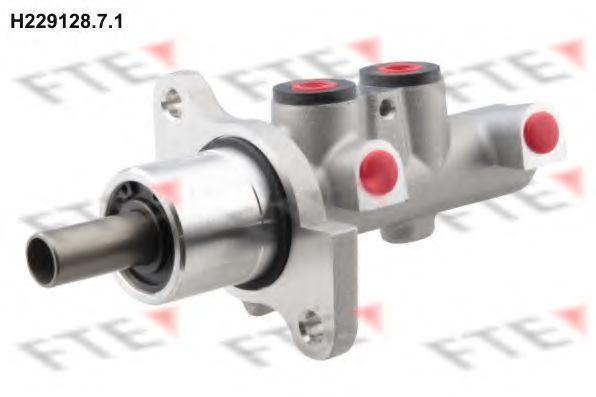 Главный тормозной цилиндр FTE H22912871