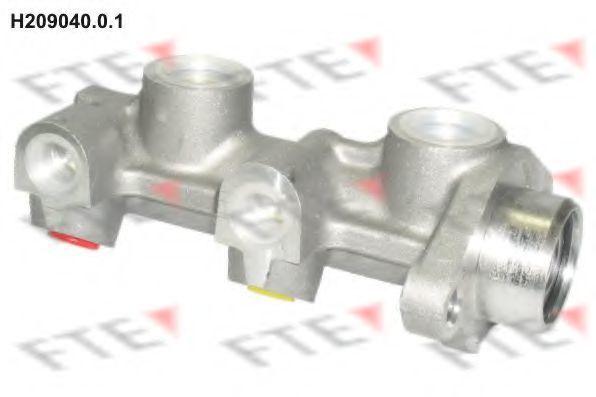 Главный тормозной цилиндр FTE H20904001
