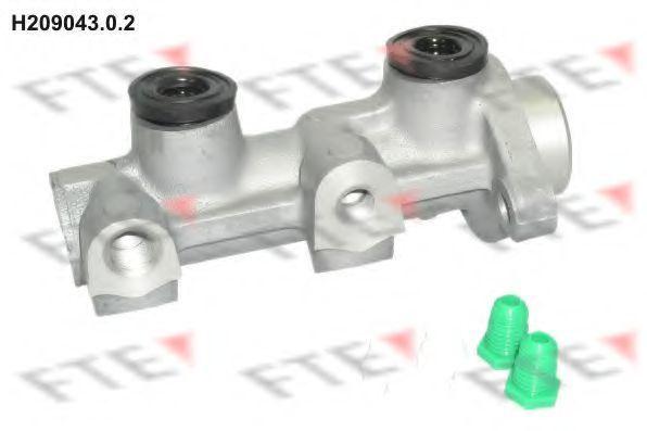 Главный тормозной цилиндр FTE H20904302