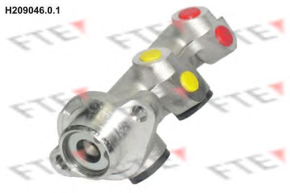 Главный тормозной цилиндр FTE H20904601