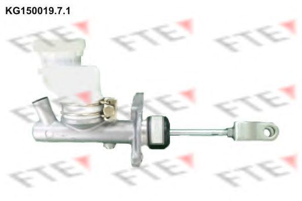 Главный цилиндр, система сцепления FTE KG15001971