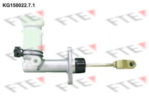 Главный цилиндр, система сцепления FTE KG15002271