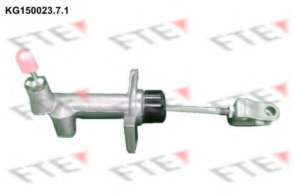 Главный цилиндр, система сцепления FTE KG15002371