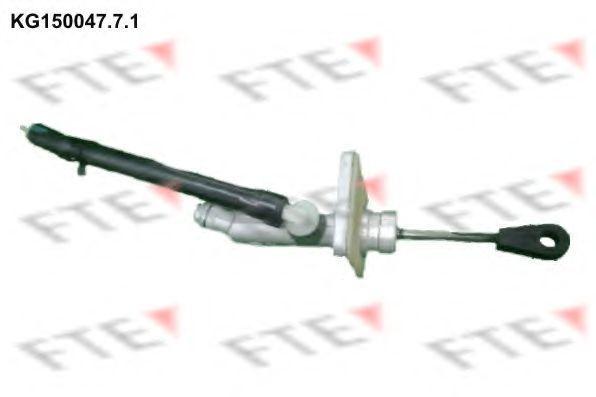 Главный цилиндр, система сцепления FTE KG15004771