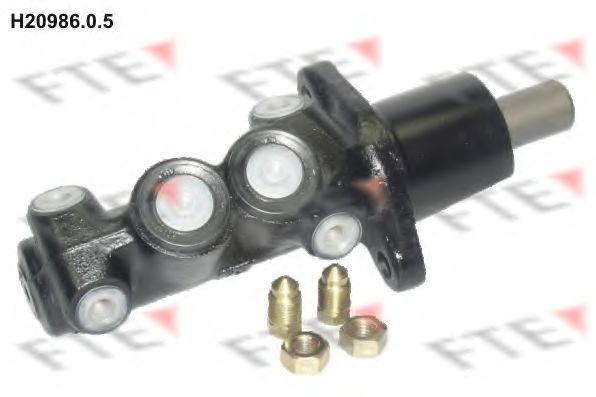 Главный тормозной цилиндр FTE H2098605