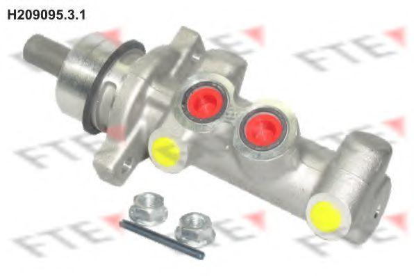 Главный тормозной цилиндр FTE H20909531
