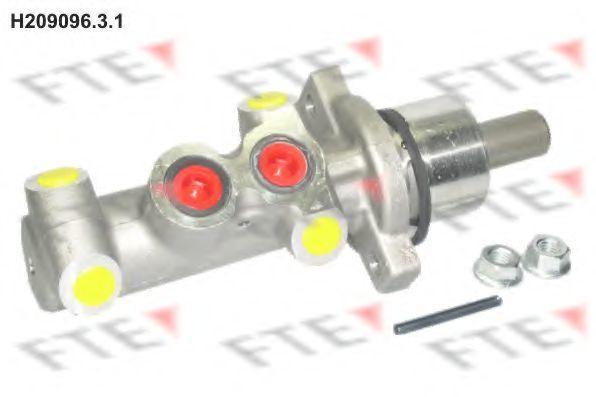 Главный тормозной цилиндр FTE H20909631