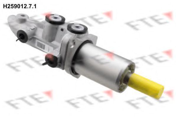 Главный тормозной цилиндр FTE H25901271