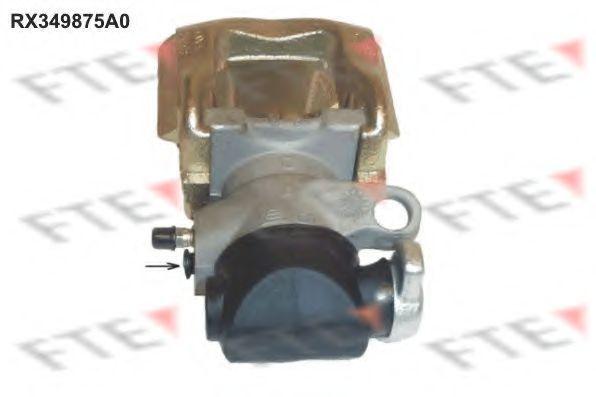 Тормозной суппорт FTE RX349875A0