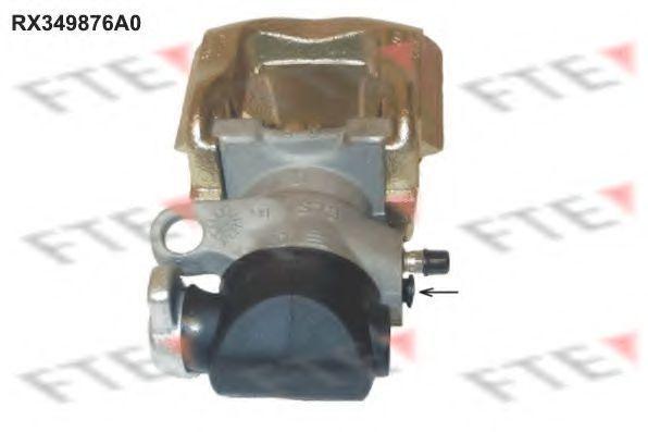 Тормозной суппорт FTE RX349876A0