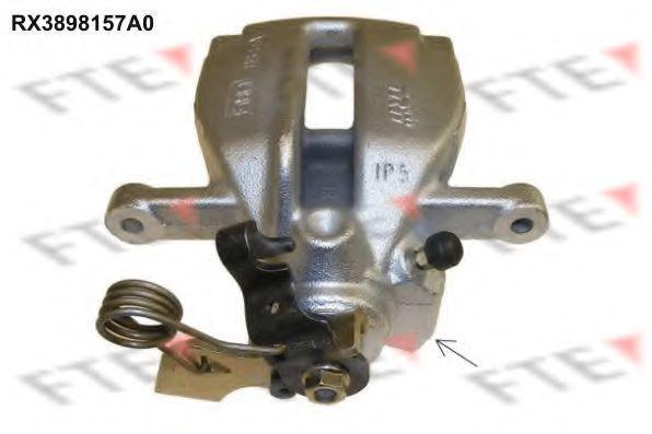 Тормозной суппорт FTE RX3898157A0