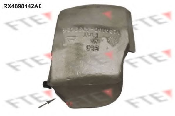 Тормозной суппорт FTE RX4898142A0