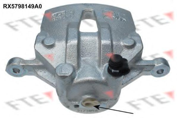 Тормозной суппорт FTE RX5798149A0