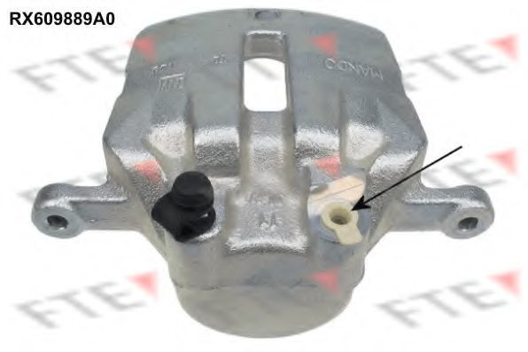 Тормозной суппорт FTE RX609889A0