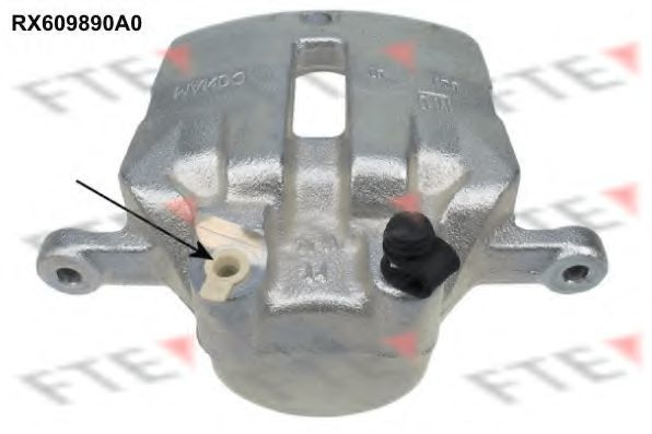 Тормозной суппорт FTE RX609890A0