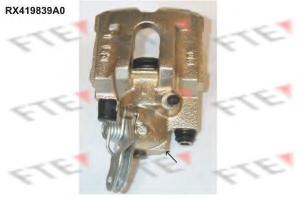Тормозной суппорт FTE RX419839A0