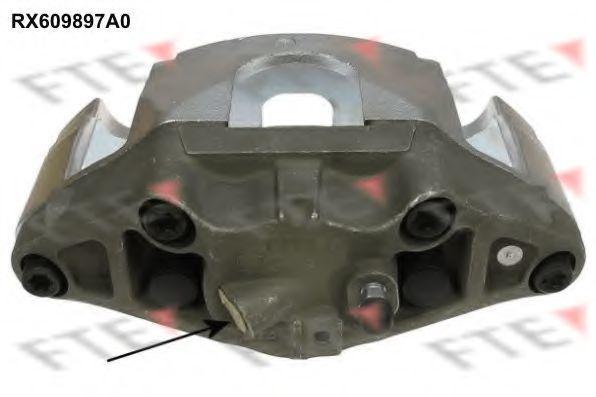 Тормозной суппорт FTE RX609897A0
