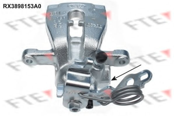 Тормозной суппорт FTE RX3898153A0