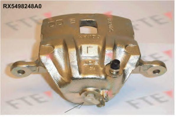 Тормозной суппорт FTE RX5498248A0