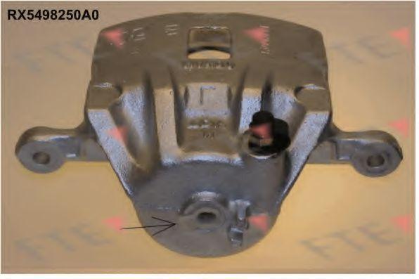 Тормозной суппорт FTE RX5498250A0
