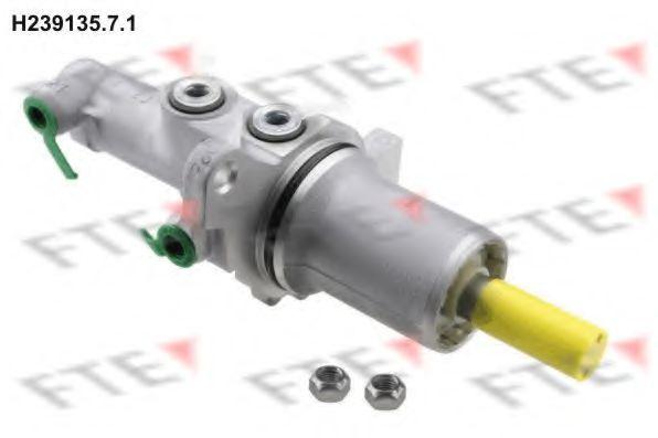 Главный тормозной цилиндр FTE H23913571