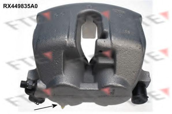 Тормозной суппорт FTE RX449835A0