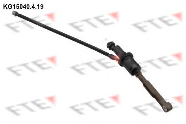 Цилиндр сцепления главный FTE KG15040419