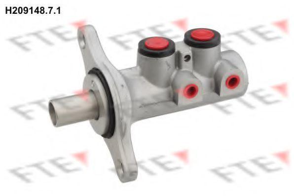 Главный тормозной цилиндр FTE H20914871