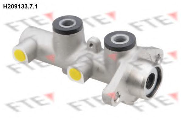 Главный тормозной цилиндр FTE H20913371
