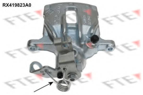 Тормозной суппорт FTE RX419823A0