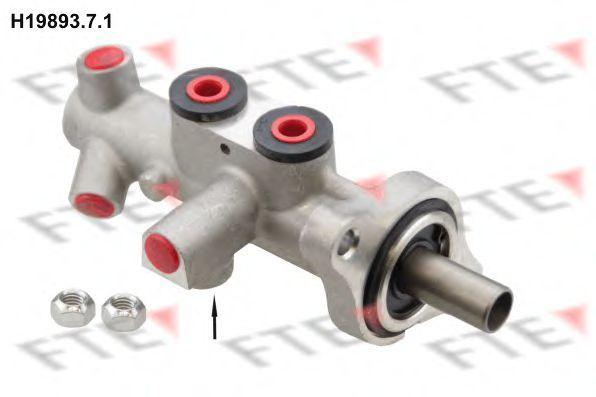 Главный тормозной цилиндр FTE H1989371