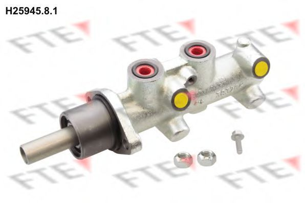 Главный тормозной цилиндр FTE H2594581