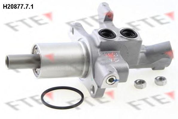 Главный тормозной цилиндр FTE H2087771