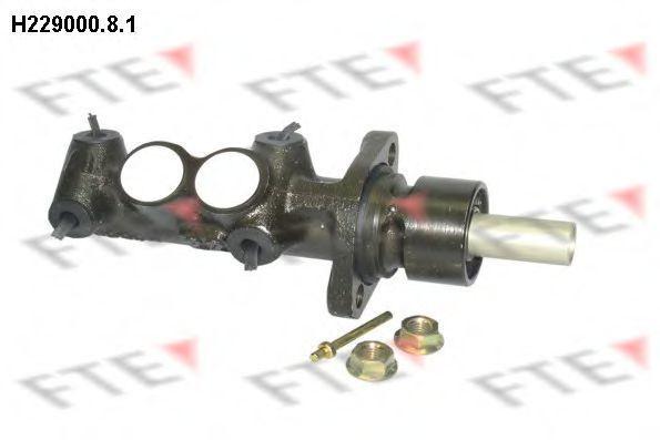 Главный тормозной цилиндр FTE H22900081