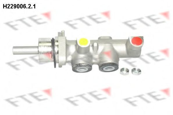 Главный тормозной цилиндр FTE H22900621