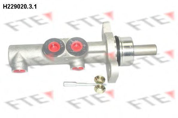 Главный тормозной цилиндр FTE H22902031